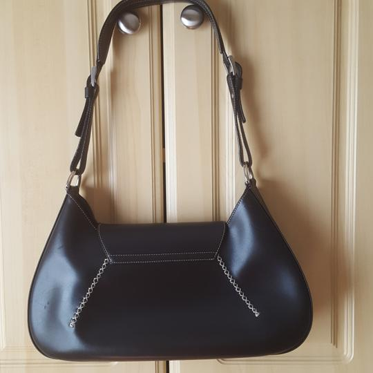 Gironacci Polish Leather Leather Made In Italy Shoulder Bag Image 1