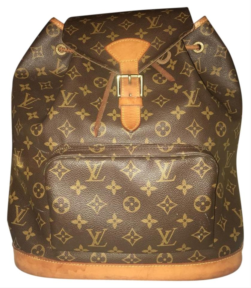 ... Louis Vuitton Backpack . 8d455bf3aa69a