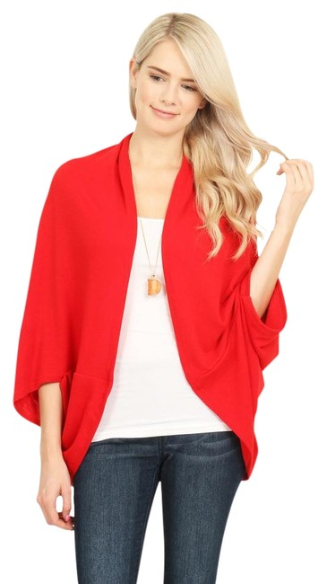 Preload https://img-static.tradesy.com/item/22170410/red-open-front-dolman-cardigan-ponchocape-size-os-one-size-0-1-650-650.jpg