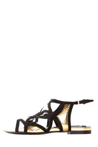 b4fa40b3861 Black Louis Vuitton Sandals - Up to 90% off at Tradesy