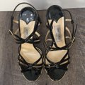 Jimmy Choo Black and Gold Formal Image 2