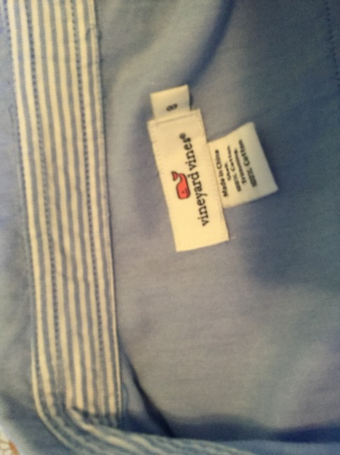 Vineyard Vines short dress blue Denim Denim on Tradesy Image 3