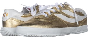 Superga Gold Athletic