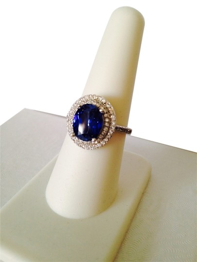 Preload https://item1.tradesy.com/images/bluewhite-nwot-sapphire-and-cubic-zirconia-in-sterling-no-silver-size-8-2217170-0-0.jpg?width=440&height=440