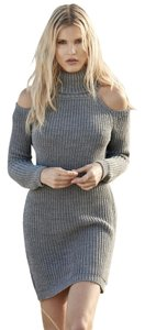8137fc84bde3 Elan short dress Grey on Tradesy