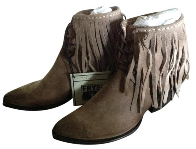 Item - Ash Suede Fringed Boots/Booties Size US 7.5 Regular (M, B)