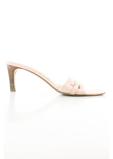 Burberry Light Pink Mules