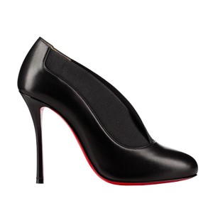 0024cc7c83a Christian Louboutin Toot Couverte Stiletto Bootie Boot black Pumps