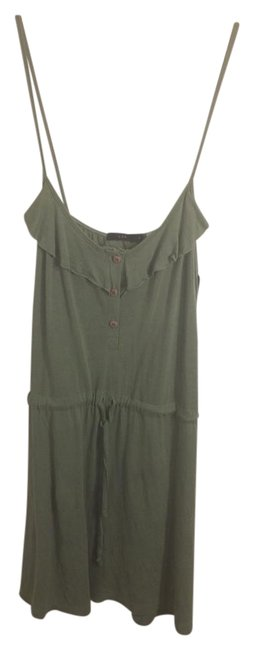 Item - Green Urban Outfitters Short Casual Dress Size 4 (S)