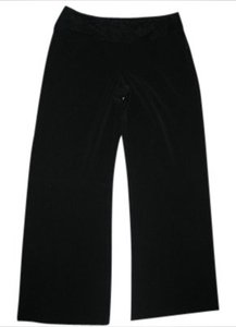 White House | Black Market 94% Polyester 6% Spandex Trouser Pants Black