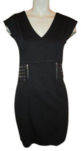 Bluheaven Knit Stretchy Studded Dress