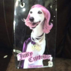 Juicy Couture Juicy Couture Doggie Bag