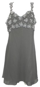 AJ BARI Embellished Dress