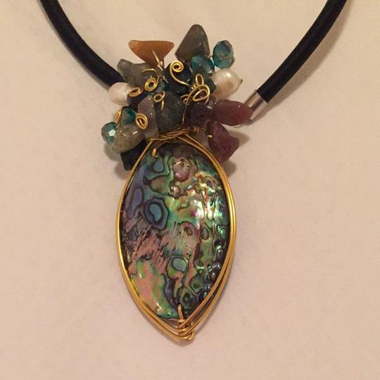 Other Abalone Shell Pendant