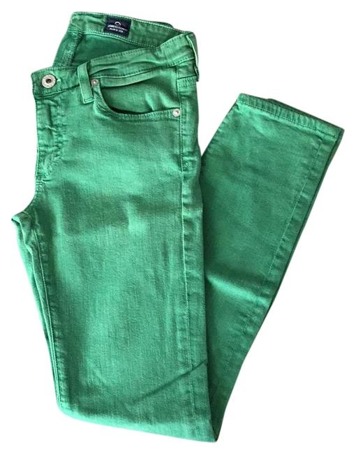 Item - Green The Stevie Ankle Skinny Jeans Size 26 (2, XS)