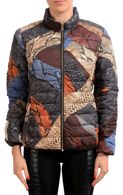 Item - Multi-color Women's Reverisble Lightly Insulated Jacket Size 4 (S)