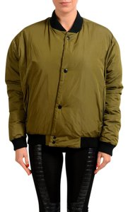 Just Cavalli Olive Green Jacket