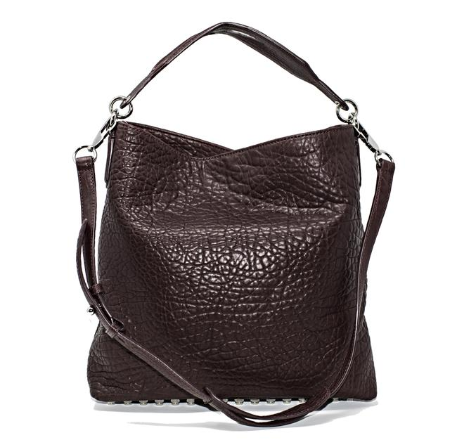 Item - New Darcy Slouchy Beet Lambskin Leather Hobo Bag