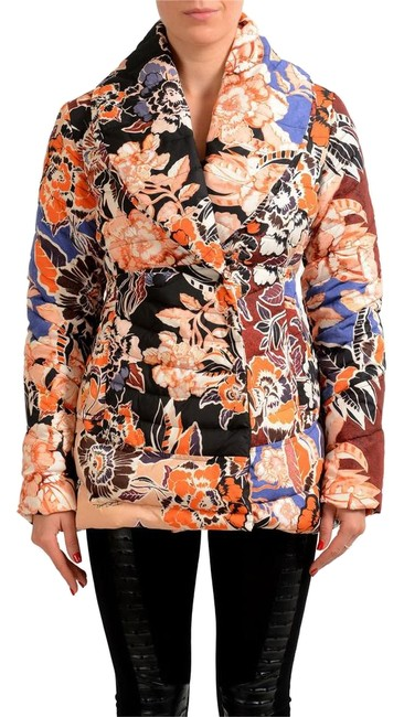 Item - Multi-color Women's Lightly Insulated Duck Down Parka Jacket Size 4 (S)