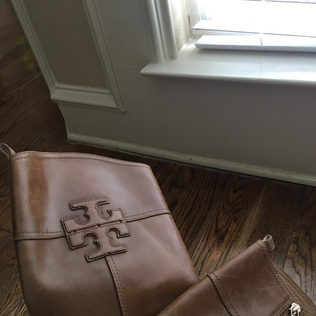 Tory Burch Brown Knee High Boots/Booties Size US 9 Regular (M, B) Tory Burch Brown Knee High Boots/Booties Size US 9 Regular (M, B) Image 12