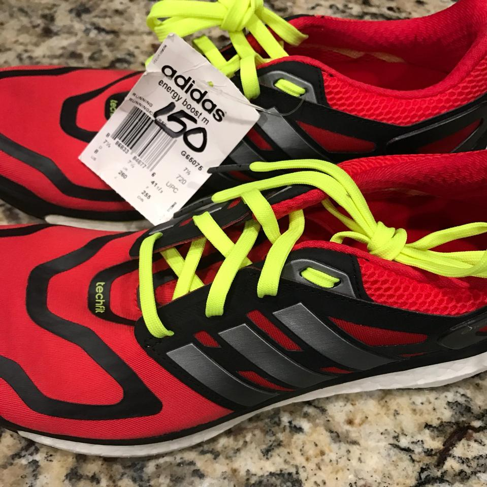 Adidas Energy Boost Sneakers Size Us 8 Regular M B Tradesy