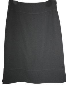ESCADA Wool Skirt BLACK