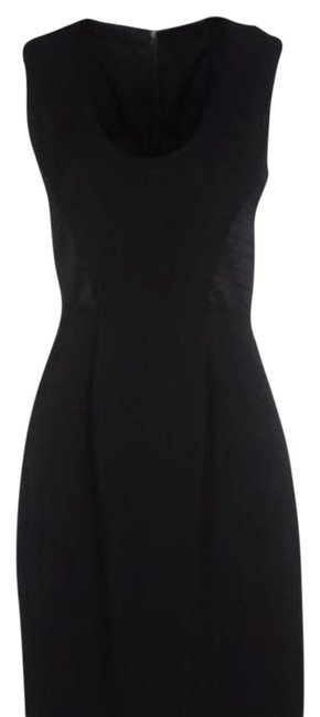 Preload https://img-static.tradesy.com/item/22177839/l-agence-black-knee-length-mid-length-night-out-dress-size-8-m-0-1-650-650.jpg