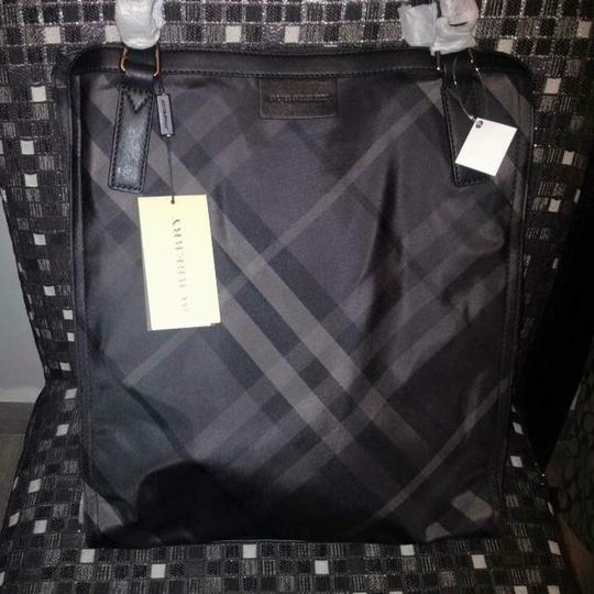 Burberry Tote in Charcoal Image 1