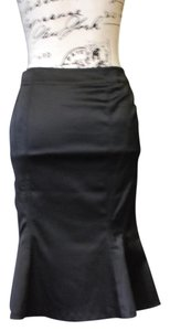 Divided by H&M Vintage Pencil Sexy Romantic Skirt Black