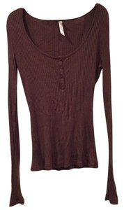 Lilu Top Brown