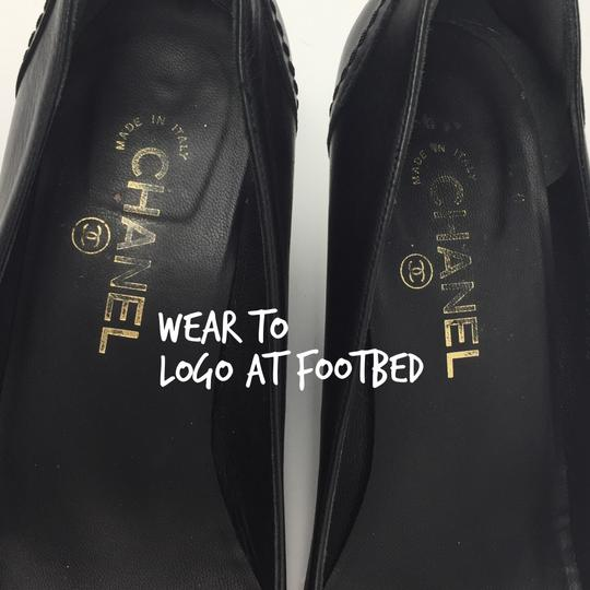 Chanel Wedges Image 9