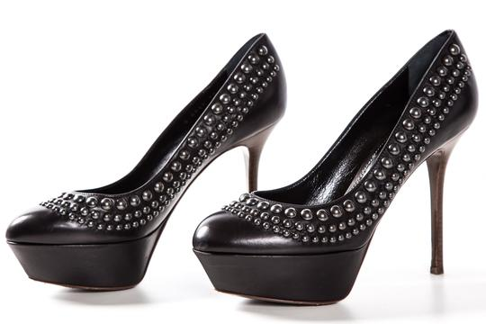 Sergio Rossi Black Pumps Image 2