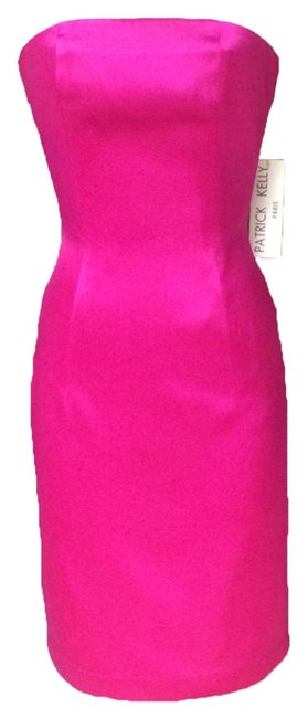 Preload https://img-static.tradesy.com/item/2217894/patrick-kelly-pink-knee-length-cocktail-dress-size-4-s-0-0-650-650.jpg