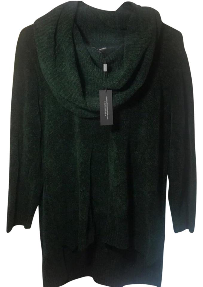 Cable & Gauge Green Pine Grove Sweater/Pullover Size 16 (XL, Plus 0x ...