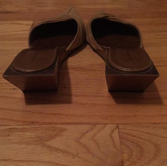 Robert Clergerie beige Mules Image 2
