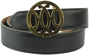 Herms Herms Constance Reversible Belt Double H Buckle