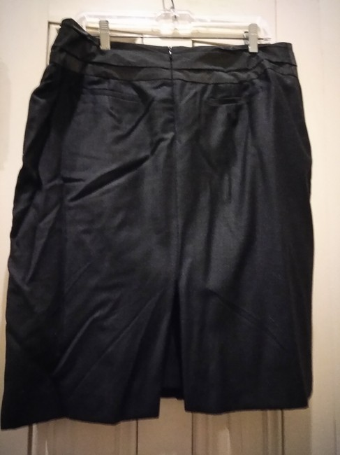 GERARD DAREL Skirt Charcoal grey Image 2