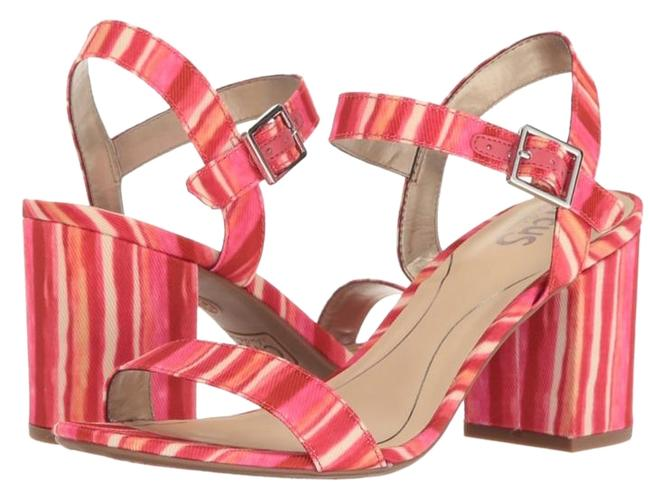 Item - Red Multi Ashton Sandals Size US 7.5 Regular (M, B)