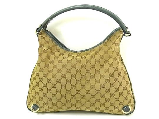 Gucci Abbey D-ring Extra Size Gold Hardware Excellent Vintage Great Everyday Hobo Bag Image 1