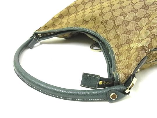 Gucci Abbey D-ring Extra Size Gold Hardware Excellent Vintage Great Everyday Hobo Bag Image 7