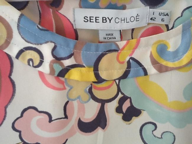 See by Chloé short dress multi on Tradesy
