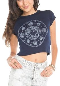 Brandy Melville Top blue