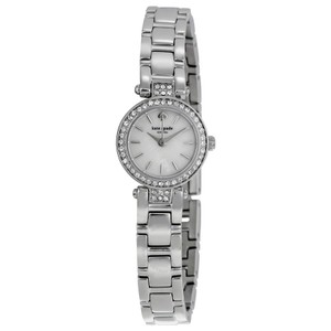 Kate Spade Kate Spade Tiny Gramercy Crystal Stainless Steel Watch