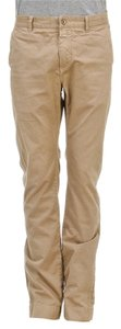 CLOSED Straight Pants Beige