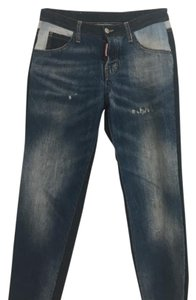 DSquared Capri/Cropped Denim-Distressed