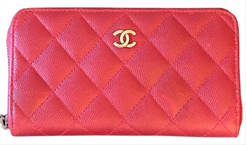 5eade8ab6553 Chanel Classic Small Wallet Red | Stanford Center for Opportunity ...