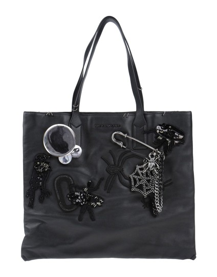 Preload https://img-static.tradesy.com/item/22181071/marc-by-marc-jacobs-wingman-badges-shopping-black-leather-tote-0-0-540-540.jpg