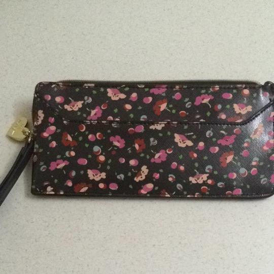 Betsey Johnson Floral Clutch