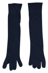 Cullen Cullen Elbow-Length Knit Cashmere Gloves