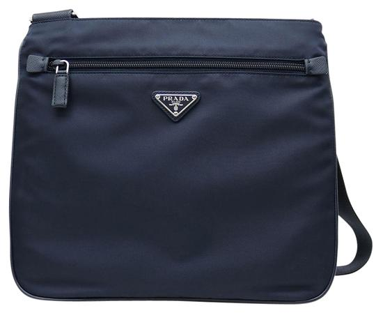 647061518f5e8a Prada Nylon Crossbody Bag Blue | Stanford Center for Opportunity ...